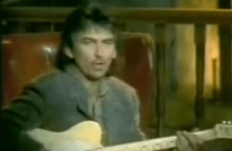 ジョージ・ハリスン『GOT MY MIND SET ON YOU』の歌詞を直訳する
