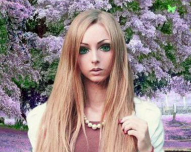 http://www.dailymail.co.uk/femail/article-2679631/Theres-new-Human-Barbie-town-Another-real-life-doll-city-controversial-racist-space-alien-Valeria-Lukyanov-internet-sensation.html