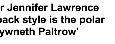 http://www.dailymail.co.uk/tvshowbiz/article-2727539/Chris-Martin-sees-Jennifer-Lawrence-laid-style-polar-opposite-wife-Gywneth-Paltrow.html