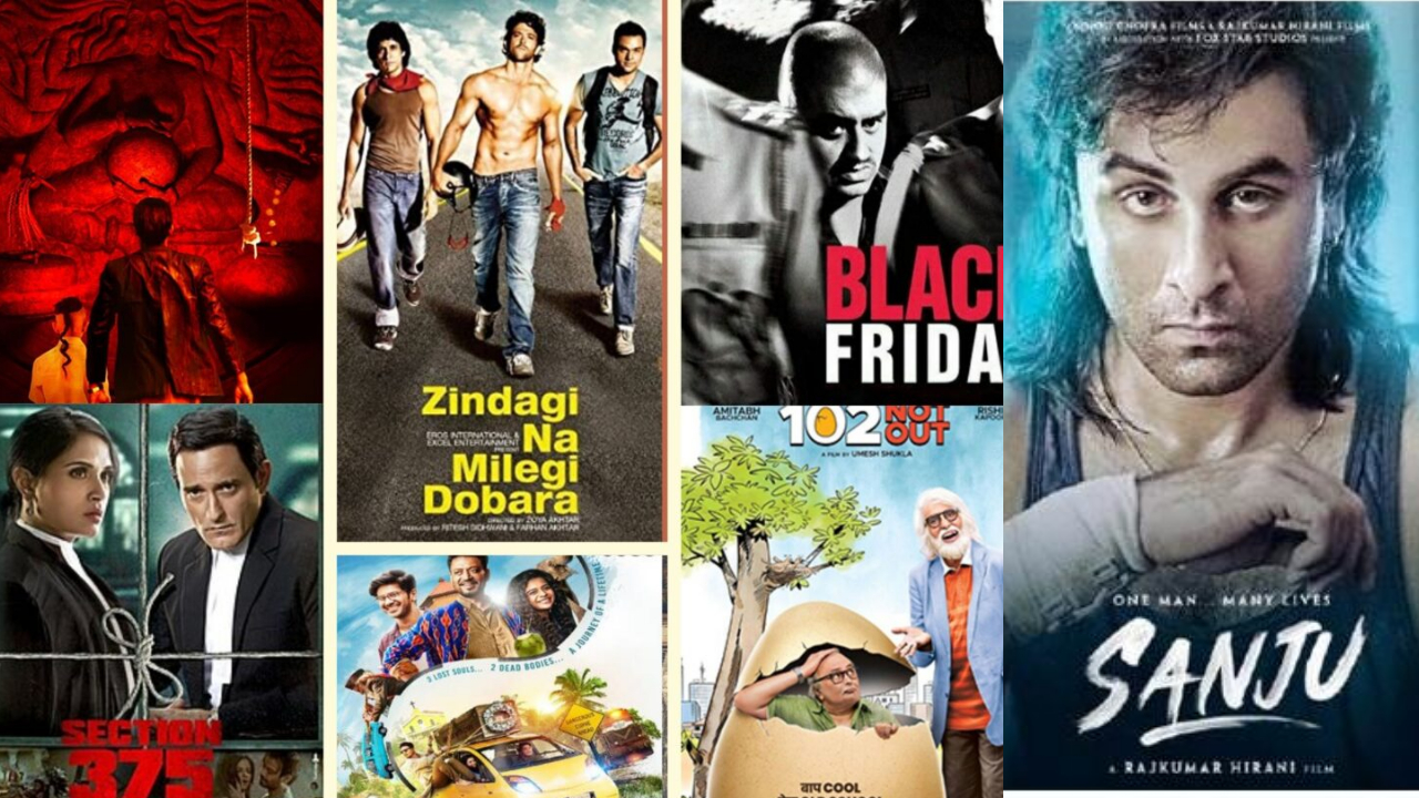 Bollywood Movies On Mobile