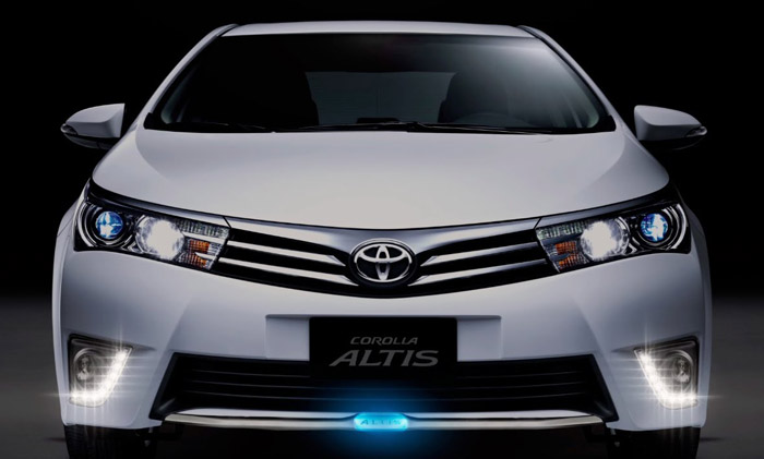 new corolla altis launch date toyota yaris trd merah 2013 1 6l 2016 released in pakistan aasher s