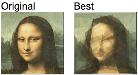 Mona Lisa Evolved