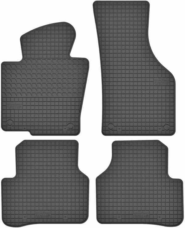 Volkswagen Passat B6 (2005-2010) gummimåttesæt (foran og bag)