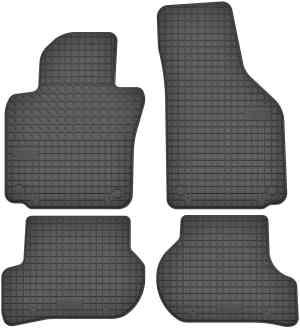 Seat Altea XL (2006-2015) gummimåttesæt (foran og bag)
