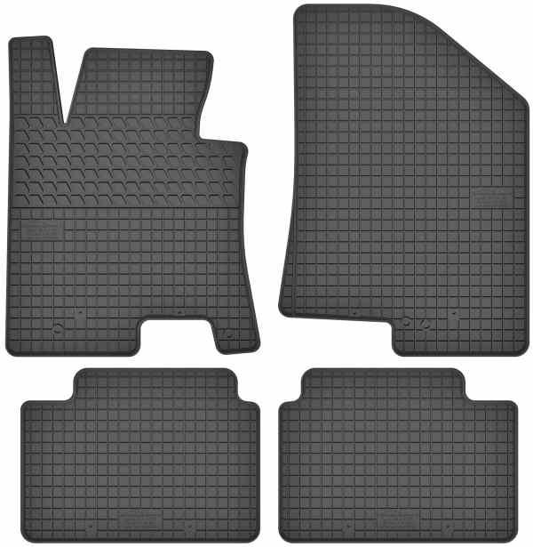 Kia Cee`d II (2012-2018) gummimåttesæt (foran og bag)
