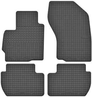 Mitsubishi Outlander II (2006-2012) gummimåttesæt (foran og bag)