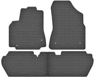 Citroen Berlingo II (2008-2018) gummimåttesæt (foran og bag)