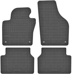 Volkswagen Tiguan I (2007-2016) gummimåttesæt (foran og bag)