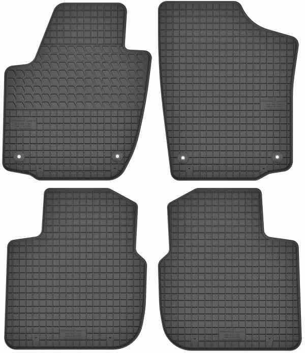 Seat Toledo IV (fra 2012) gummimåttesæt (foran og bag)