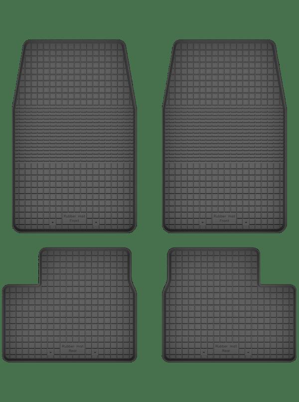 Suzuki Jimny (1998-2007) universal gummimåttesæt