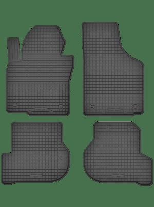 Skoda Yeti (2009-2017) universal gummimåttesæt