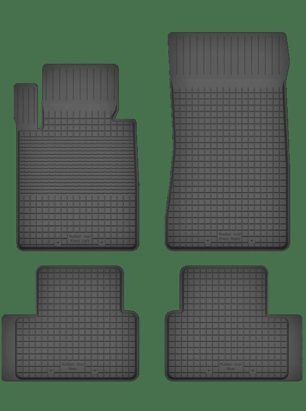 BMW 3-Series E91 (2004-2013) universal gummimåttesæt