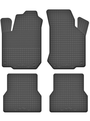 Opel Combo B (1993-2000) universal gummimåttesæt