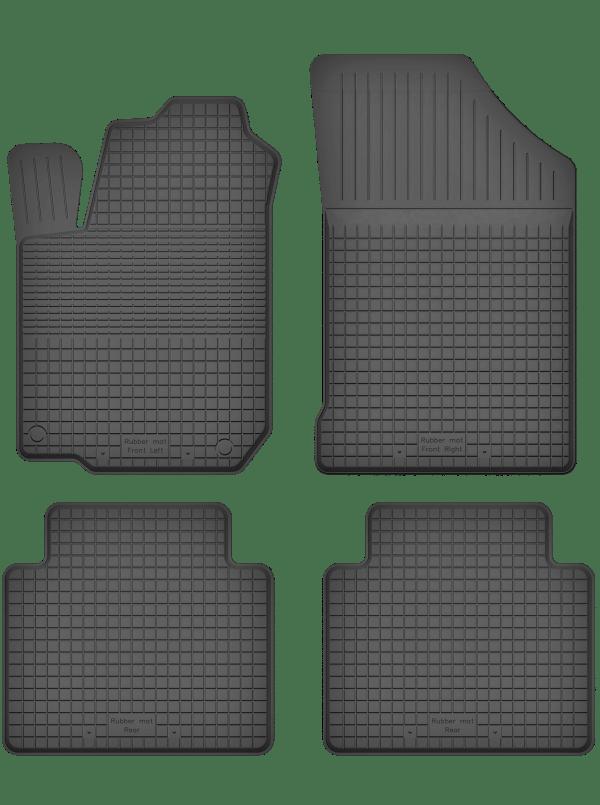 Volkswagen Amarok (fra 2010) universal gummimåttesæt