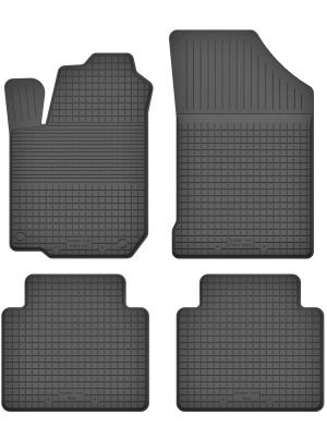 Citroen C6 (2005-2012) universal gummimåttesæt