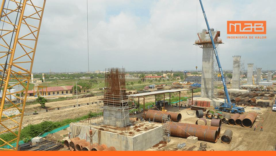 Nuevo Puente Pumarejo: Solución integral del paso sobre el Río Magdalena