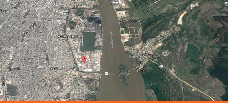 Localización Google Maps Puente Pumarejo