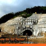 Túnel Ruta del Sol Sector 1