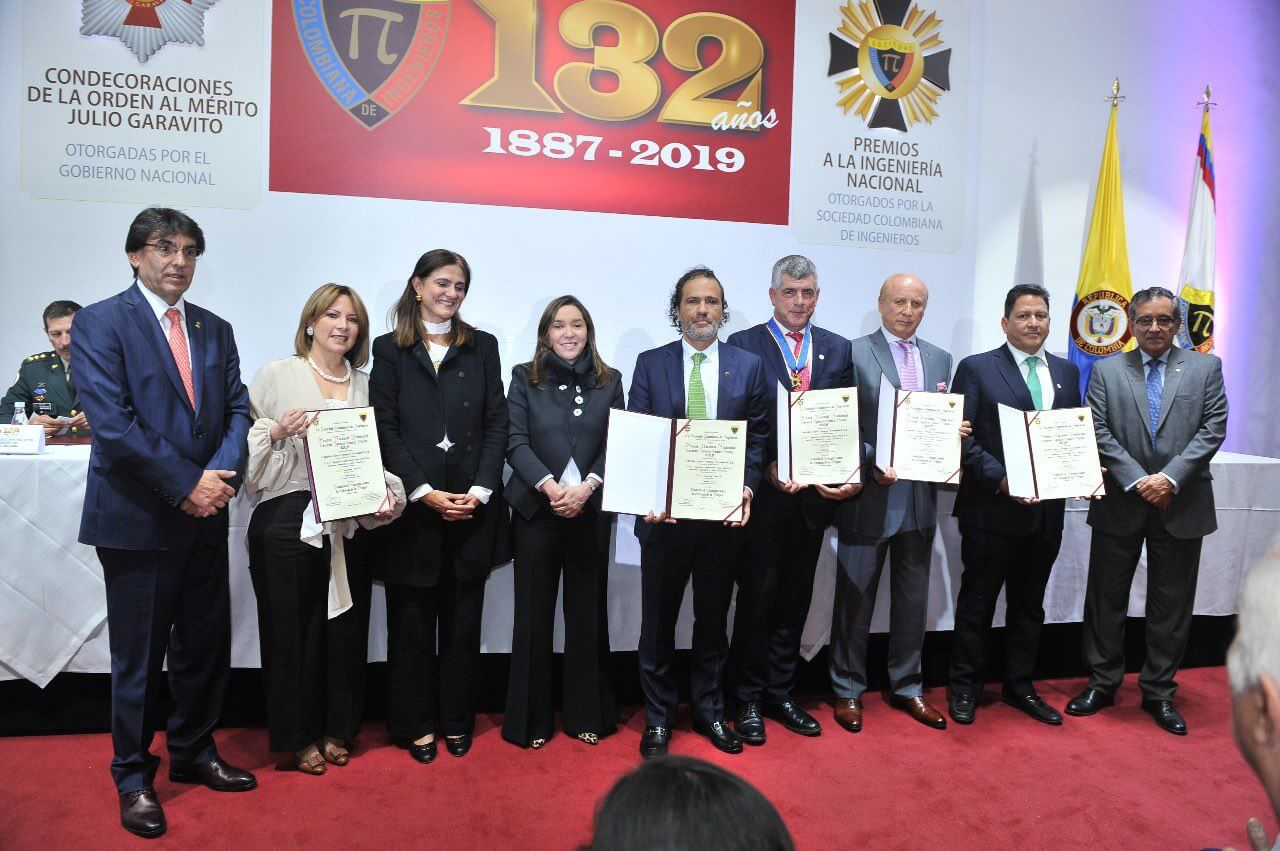MAB Ingeniería de Valor recibe reconocimientos en los Premios a la Ingeniería Nacional 2019