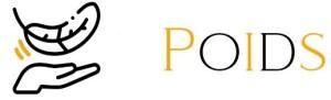 Logo Poids