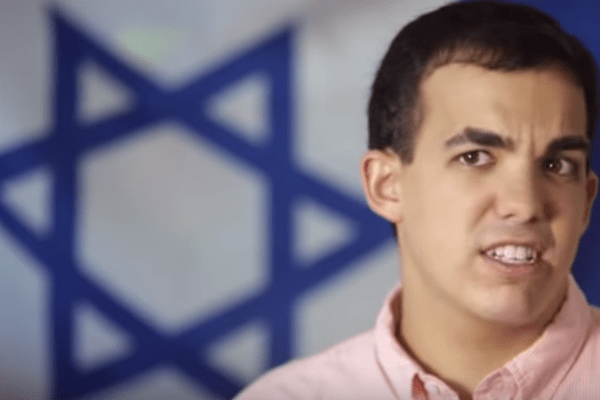 Crossing the Line 2: The New Face of Anti-Semitism on Campus Official Full Film
