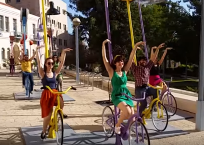 ריקודי סווינג בירושלים – I Charleston Jerusalem
