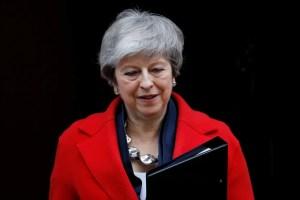 עוד התקפלות של מיי: הפרלמנט יוכל לדחות את הברקזיט