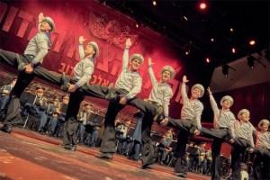 מרוסיה באהבה: המופע של מקהלת הצבא האדום בתל אביב היה כמו לחזות בנס גלוי מאת עמית סלונים