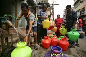 המונסון לא הגיע, המאגר התרוקן: עיר של 5 מיליון איש בהודו ללא מים