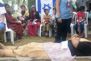 """ארגון הבריאות העולמי קבע: בית חולים שדה של צה""""ל הוא הטוב בעולם"""