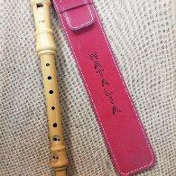 fundas para flautas y gaitillas, piel y cuero, regalos personalizados