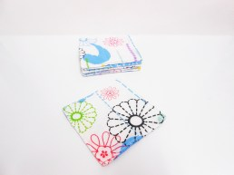 Flower Power Coasters