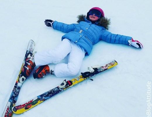 Ce qu'il ne faut pas oublier quand on part au ski avec des enfants