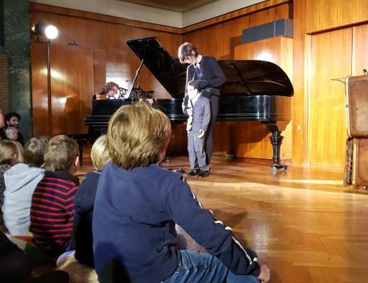 Concert classique familial à la Chapelle musicale Reine Elisabeth