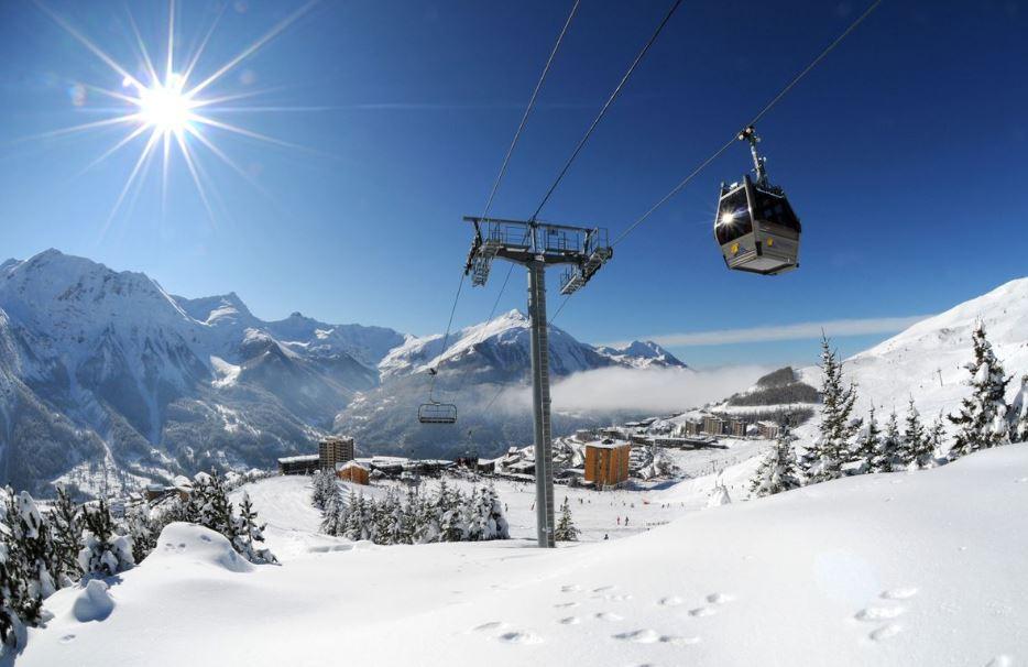 Orcières Merlette, la station de ski