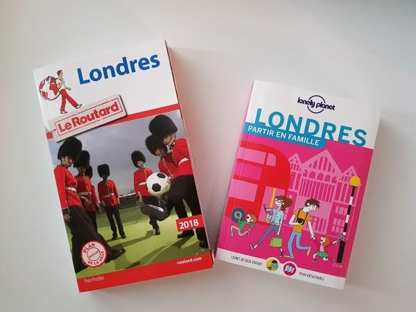 Préparer son voyage à Londres avec des enfants