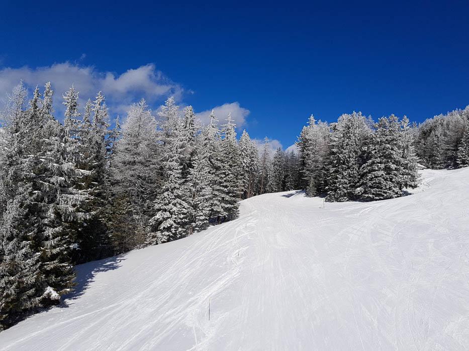 Ski à La Norma