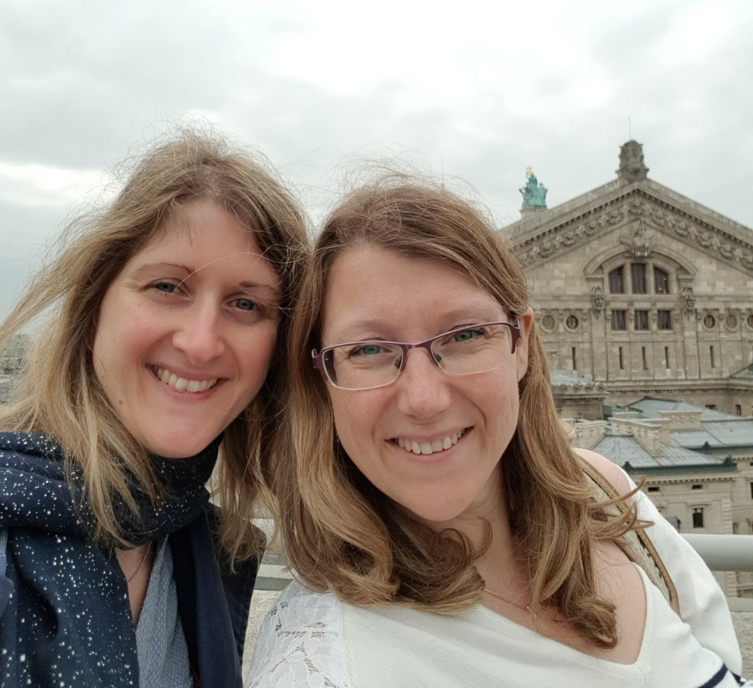 Deux copines à Paris : visite, shopping et papote !