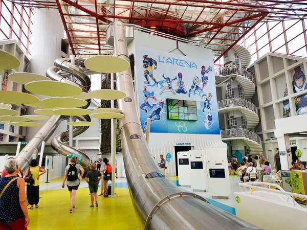 Futuroscope de Poitiers, nos attractions incontournables