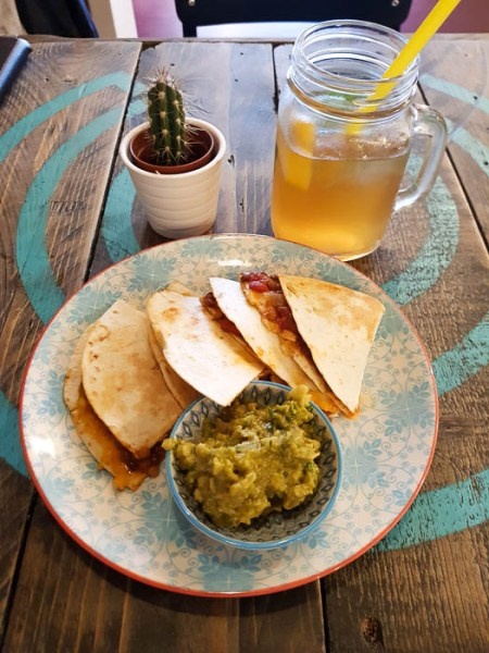 Ancho, the fresh mexican kitchen