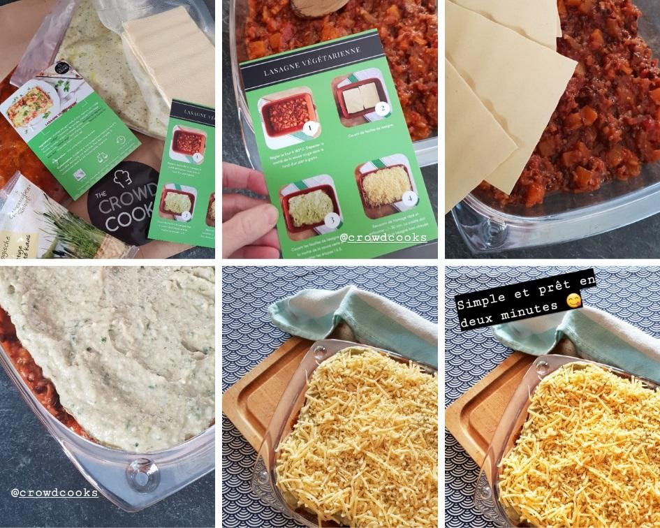 Notre avis sur les box de repas cuisinés Crowd Cooks