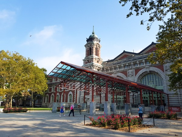 New York - Ellis Island - le Musée de l'immigration