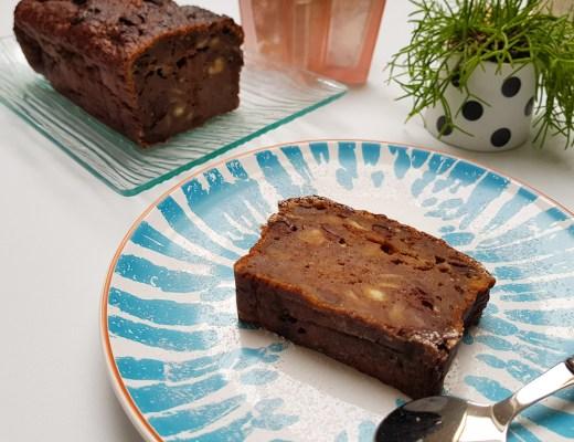 Ma recette de pudding au chocolat noir