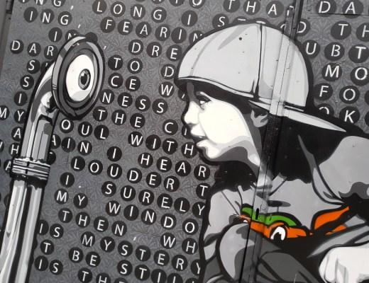 Brooklyn et le street art - The Bushwick Collective