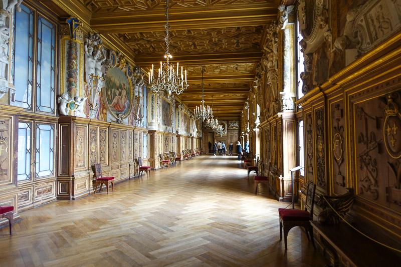 Notre visite du chateau de Fontainebleau : notre avis sur la visite guidée : Enquête au chateau