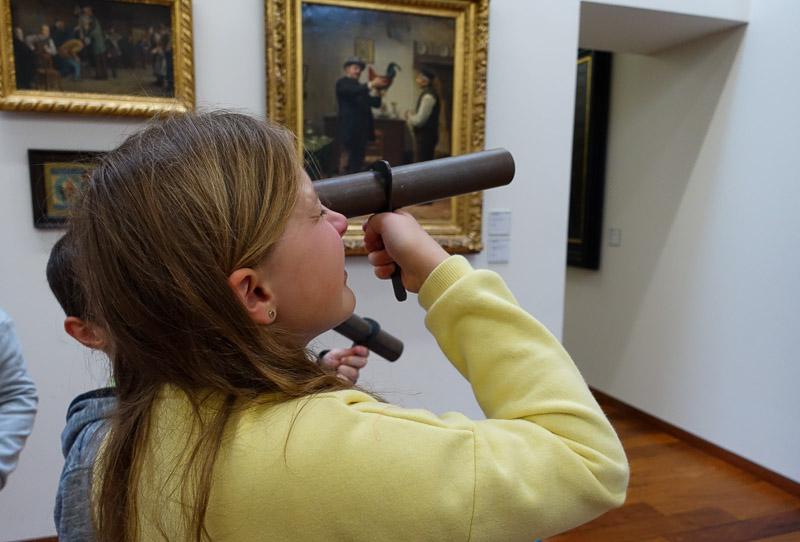 Visite du Musée de la Piscine à Roubaix en famille