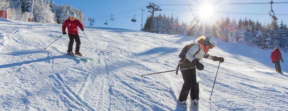 Quelle station de ski choisir quand on est skieur débutant ? Ma sélection dans les Vosges et les Alpes