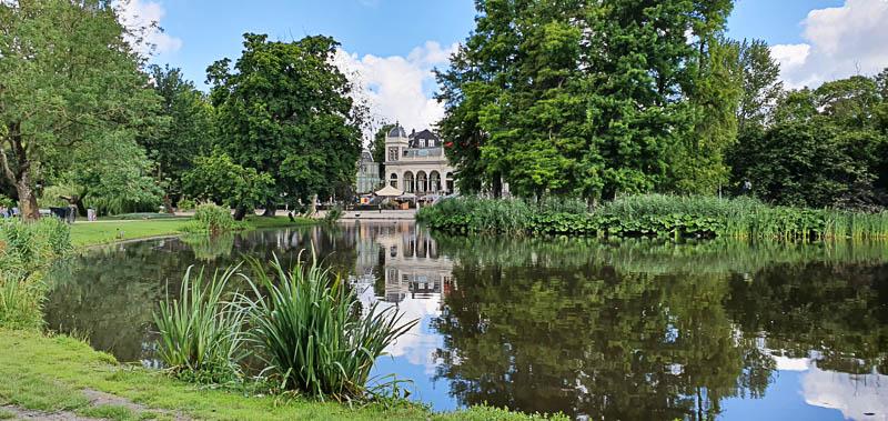 Le magnifique Vondelpark