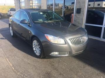 2010 Buick Regal 7