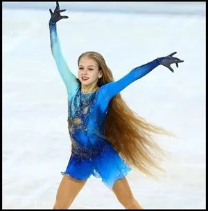 トルソワ 髪の毛 長くて かわいい 愛称 似てる キャラクター ロシア 世界ジュニア フィギュア フィギュアスケート 女子